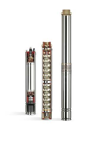4-х дюймовые скважинные электронасосы