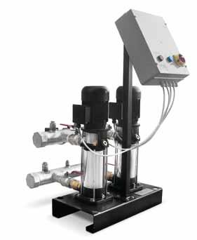Автоматические группы для поддерживания давления G-CMV - G-CTV