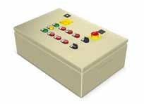 Стартеры прямые AT2S для управления 2 фекальными погружными электронасосами Semisom/80
