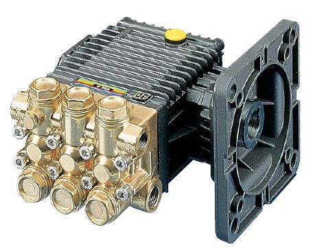 Плунжерные насосы Interpump версия А для электродвигателей стандарта NEMA 184 ТC