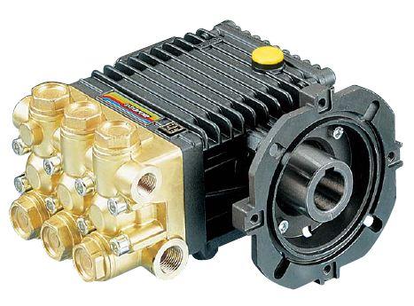 Плунжерные насосы Interpump версия B для электродвигателей стандарта IEC100-112 B14