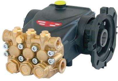 Плунжерные насосы Interpump серия 58 с фланцами ВЕРСИЯ B   Для электродвигателей стандарта IEC90 B14 (специальный вал)