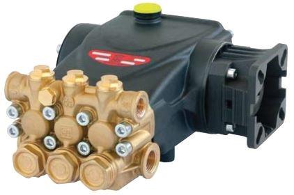 """Плунжерные насосы Interpump серия 58 с фланцами ВЕРСИЯ С 3/4"""" Для бензиновых двигателей стандарта SAE J 609-A ext. 3"""