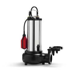 Фекальный погружной электронасос SEMISOM L - SL для грязных вод